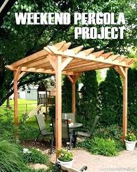 easy to build pergola plans outdoor goods easy to build pergola plans diy pergola plans free pergola design ideas