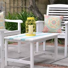 homemade furniture ideas. a simple outdoor coffee table to match any patio set for under 15 diy furniturediy furniturehomemade homemade furniture ideas