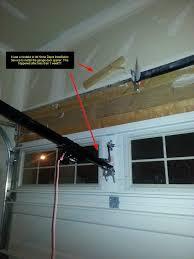 Garage Door diy garage door opener photos : DIY fix – Home Depot Installation Service Fail, Garage Door opener ...