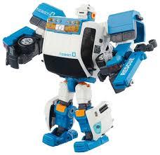 Робот-<b>трансформер</b> YOUNG TOYS <b>Tobot</b> Zero 301018 — купить ...
