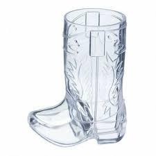 details about tough 1 mini cowboy boot glasses 12 pack