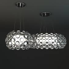 image of picture of crystal ball chandelier