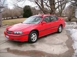 2001 Chevrolet Impala - Overview - CarGurus
