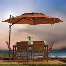 patio umbrellas offset patio umbrella