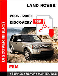 land rover discovery lr3 2005 2008 workshop manuals • 8 99 picclick land rover discovery 3 2005 2009 factory workshop fsm manual wiring diagram