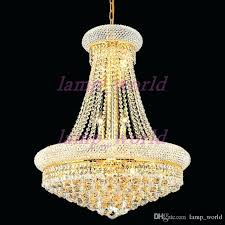 silver and crystal chandelier brilliant big crystal chandelier gold or silver empire chandelier light white pendant