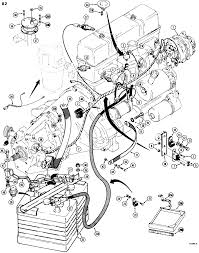 wiring diagram for alternator to battery the wiring diagram parts for case 580c loader backhoes wiring diagram