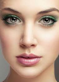 in the middle ages green eyes were symbol of a danger