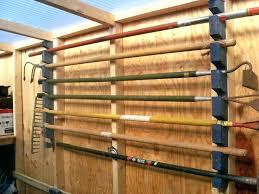 wall mounted garden tool rack garden tool steel rack wall mounted garage hangers wall mounted garden