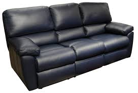 Vermont Reclining Sofa by Omnia Leather