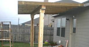 patio build patio cover must watch homes cost