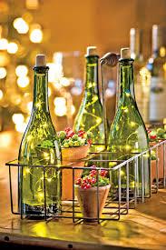Lights For Wine Bottles Wine Bottles With Led Lights Party Decorating Ideas Pinterest