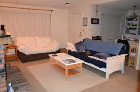 Futon Vs Air Mattress Which Should You Sleep OnFuton In Living Room