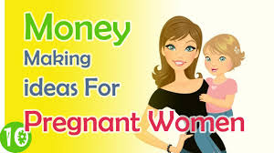 At Home Business Ideas Jobs For Pregnant Women Youtube