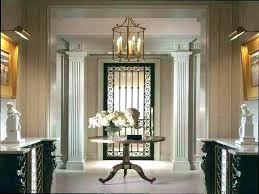 round entry table ideas entryway round tables round foyer table ideas ideas popular round entryway table