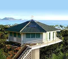 beachfront homes oceanfront stilt houses florida hurricane proof home plans