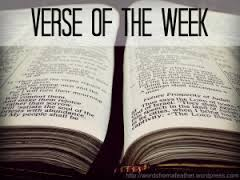 Image result for verse of the week