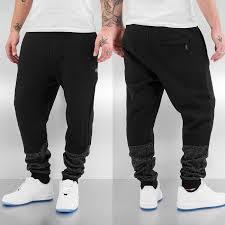 pelle pelle pant sweat street smart in black men pelle pelle winter jackets