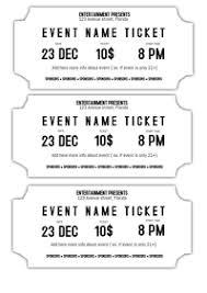 tickets template 10 650 event ticket customizable design templates