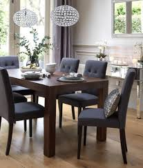 upholstered dining room chair. Cushioned Dining Room Chairs Best 25 Grey Upholstered Ideas On Pinterest Chair L