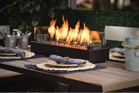 outdoor gas heating