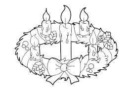 Small Picture Advent Coloring Pages Miakenasnet