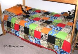 How to Make a Comforter - Crib, Twin, Full, or Queen - Quilt Top & How to Make a Comforter Adamdwight.com