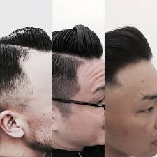 王道スタイル七三の取扱説明書 Mrgentlemans Cut Club