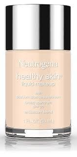 neutrogena healthy skin makeup