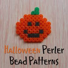 Perler Bead Patterns Inspiration Halloween Perler Bead Patterns And Ideas