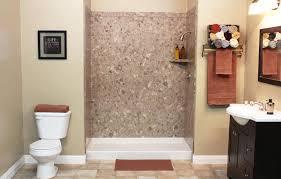 flexstone shower surround installation designs