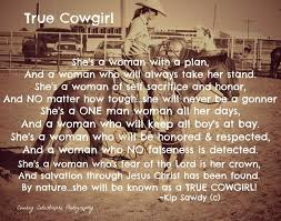 Christian Cowgirl Quotes Best of Cowgirl Poems