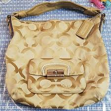 ... Body - Bags and Purses  coupon code a9d7a 25170 Gorgeous signature  Coach Kristin hobo ...