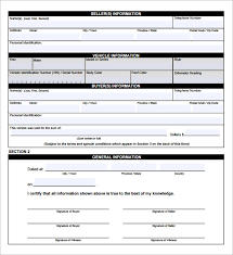 free bill of sale form for car auto bill of sale 8 free word excel pdf format download free