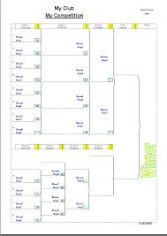 Knockout Draw Sheet Template Barca Fontanacountryinn Com