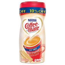 Non dairy coffee creamer for coffee non dairy creamer application 1. Nestle Coffeemate Fat Free Non Dairy Coffee Creamer 453g Mr Souk