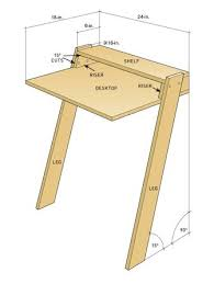 How to Build a Mini Laptop Desk