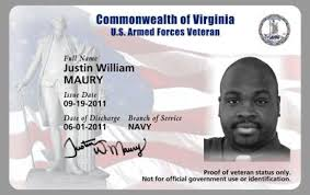 Virginia Government Cards com State Veteran Bill Would Id In Pilotonline Eliminate