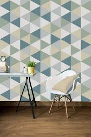 items similar to geometric removable wallpaper self adhesive