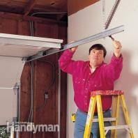 garage door repair diyGarage Door Repair  The Family Handyman