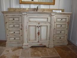 White Antique Kitchen Cabinets Distressed White Kitchen Cabinets