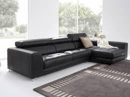 modern deltasalotti real leather alison corner sofa choice of colour thumbnail
