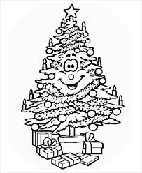 Christmas Tree Coloring Pages 21 christmas coloring pages free pdf, vector, eps, jpeg format on christmas newsletter template free pdf
