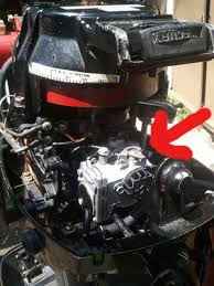 mercury 110 9 8 hp 1971 1974 2stroke won t start except for on top