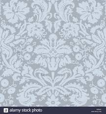 Baroque Design Wallpaper Baroque Ornament Wallpaper Stock Photo 281141897 Alamy