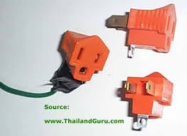 electrical grounding or earthing when connecting wires it is important to make sure the connection is good and that they don t get too close to each other to cause a sparkover 220 volt