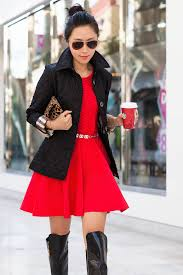 TIMELESS CLASSY :: BURBERRY QUILTED JACKET - FitFabFunMom & Burberry Brit 'Copford' Quilted Jacket,holiday dress, red holiday dress, ... Adamdwight.com