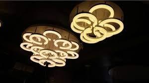 false ceiling decorative lights at rs