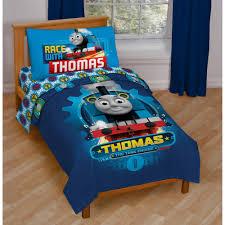 Thomas and Friends 4-Piece Toddler Bedding Set - Walmart.com