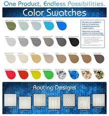 Seadek Color Selection